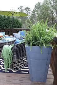 Backyard Decks And Patios Backyard Deck Makeover For A Growing Family
