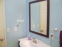 gfci distance from sink bathroom plain bathroom sink outlet throughout incredible befon for