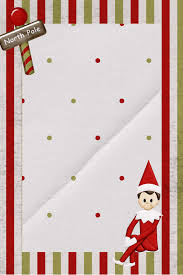 elf letter template 29 images of elf on the shelf letter template to print infovia net