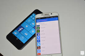microsoft android apps microsoft s new android app lets you check which apps on your
