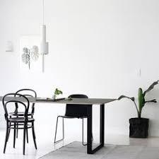 amenagement cuisine ferm馥 hay loop stand table grey zoeken home