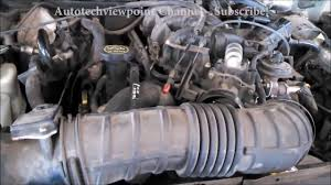 1996 ford explorer starter spark replacement ford explorer 4 0l 2001 tips install remove