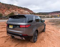 discovery land rover 2018 2017 land rover discovery the new king of the suv hill 95 octane
