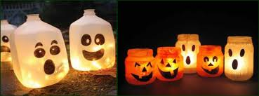 halloween recycled craft ideas
