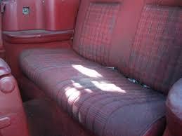 86 Mustang Gt Interior 93 Mustang Seats Ebay