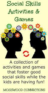 social skills activities u0026 games u2022 mosswood connections