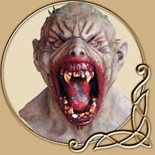 Werewolf Mask Werewolf Mask Farkaz Thevikingstore Co Uk
