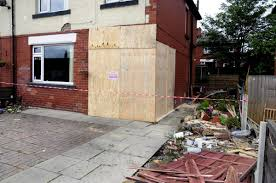 lexus bolton twitter updated driver flees after car crashes into farnworth house from