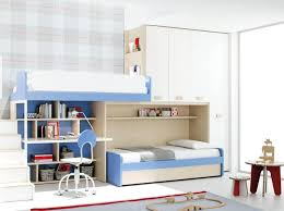 Kids Bunk Bed Desk Wardrobes Loft Bed With Wardrobe And Futon Bedsitter Loft Bed