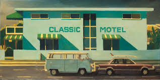 Classic Motel Robert Brownhall Exhibitions