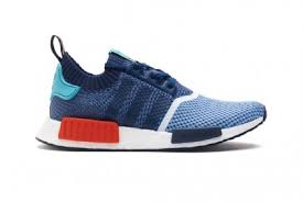 adidas nmd light blue adidas nmd x packer shoes light blue indigo turquoise red bb5051