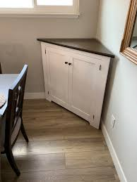 how to build an corner cabinet cabinet serious interior build wanted a corner