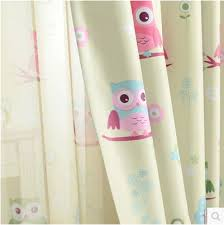 Owl Curtains For Nursery 2015 Room Curtains Owl Curtains For Baby Room Window Curtains