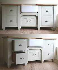 free standing island kitchen units shaker rustic style belfast sink kitchen unit complete worktop