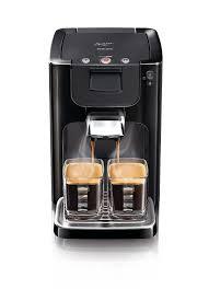 machine pour cuisiner philips hd7866 61 senseo quadrante machine à dosette noir amazon fr