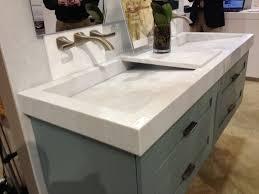 Solid Surface Bathroom Vanity Tops Custom Solid Surface Bathroom Vanity Tops Design Ideas
