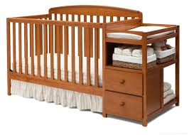 Convertible Cribs With Changing Table Cribs With Changing Tables Baby Cribs And Changing Tables White