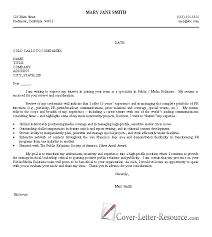 fancy pr cover letter samples 58 for your example cover letter for