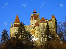 bran castle located in transylvania mythical place connected