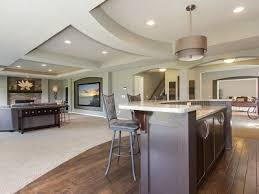 Finished Basement Decorating Ideas Simple Best Basement - Home decoration company