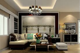 best modern wall decor for living room with wonderful brown wood