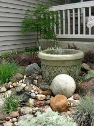 Rock Garden Landscaping Ideas by Small Rock Gardens Home Design Ideas