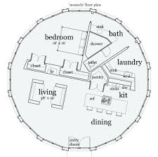 round house floor plan