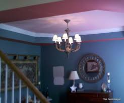 taming the tray ceiling the decorologist