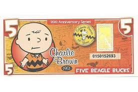 celebrating peanuts 60 years 2010 5 beagle bucks celebrate peanuts 60 years