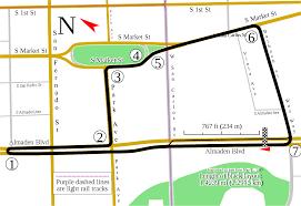 Map San Jose by San Jose Grand Prix Wikipedia