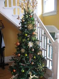 copper christmas tree decorations u2013 decoration image idea