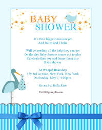baby shower invite wording baby shower party invitation wording wordings and messages