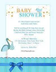 baby shower invitation wording baby shower party invitation wording wordings and messages