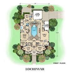free floorplans from 3 luxury golf course houses prlog luxury