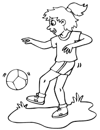 soccer coloring pages coloring pages print clip art library