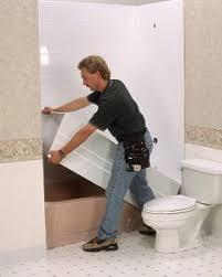 Acrylic Bathtub Liners Acrylic Bath Systems Leingang Homes