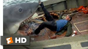 quint is devoured jaws 9 10 movie clip 1975 hd youtube