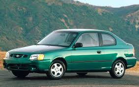 2002 hyundai accent information and photos zombiedrive