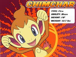 chimchar218 i like pokemon and i like the fire type and legenary