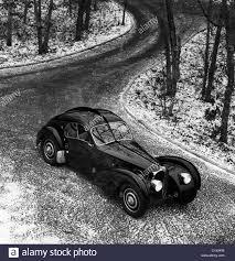 1938 bugatti type 57sc atlantic coupe stock photo royalty free