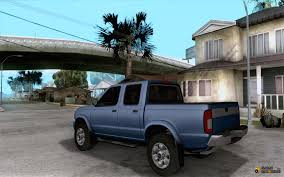 nissan frontier 2001 custom nissan frontier for gta san andreas