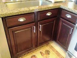 Kitchen Cabinet Restaining by Restaining Cabinets Bar Cabinet