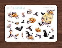 halloween stickers bulk h2d halloween 2 decorative sheet halloween stickers