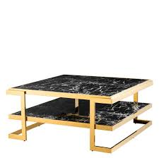 senato gold coffee table regency distribution