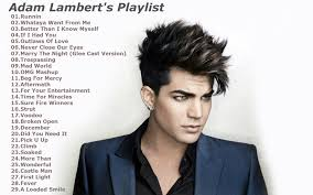 adam adam lambert u0027s songs youtube