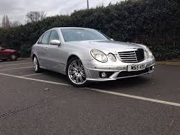 2004 54 mercedes benz e270 cdi with amg body kit avantgarde