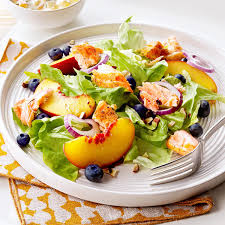 Garden Salad Ideas Northwest Salmon Salad Recipe Recipe For Managing Pcos And Pregnancy