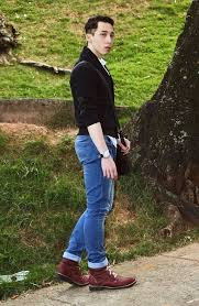 Burgundy Skinny Jeans Mens Men U0027s Black Shawl Cardigan White Short Sleeve Shirt Blue Skinny