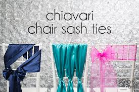 chair ties details different ways to tie chair sashes fancy sashes for chairs