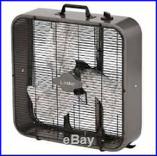 high velocity box fan metal ice chest high velocity air portable home room cooler